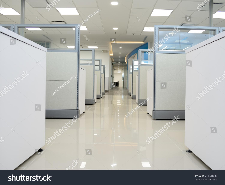 office hallway. Office Hallway. Hallway