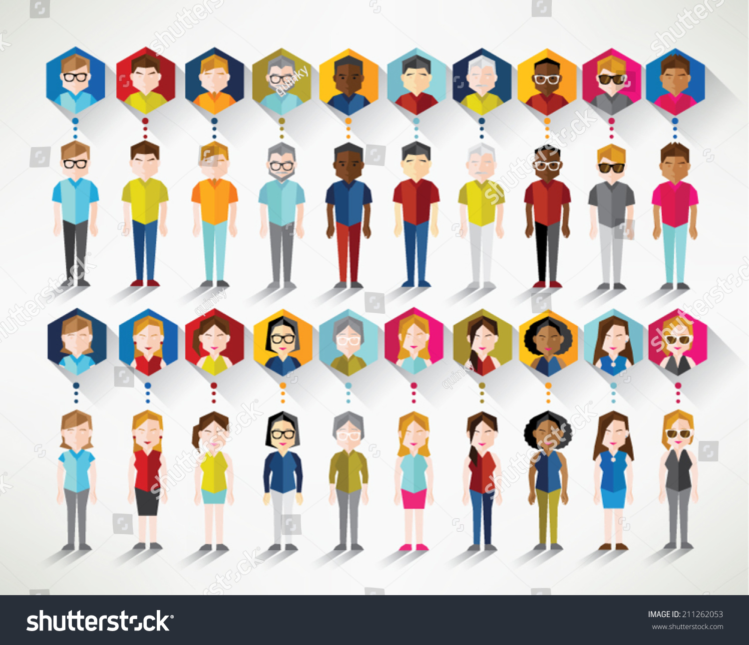different types of groups in society Social roles are the part people play as members of a social group  it is difficult  to see how human society could operate without social norms human beings.