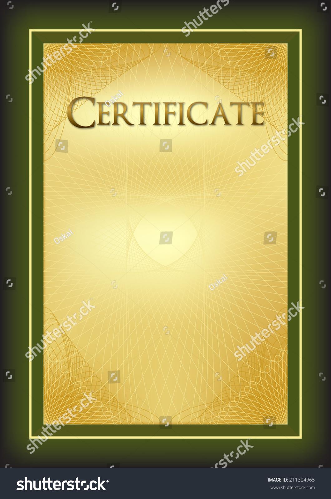 certificate diploma award background create base stock vector  certificate diploma award background to create a base certificate diploma gift