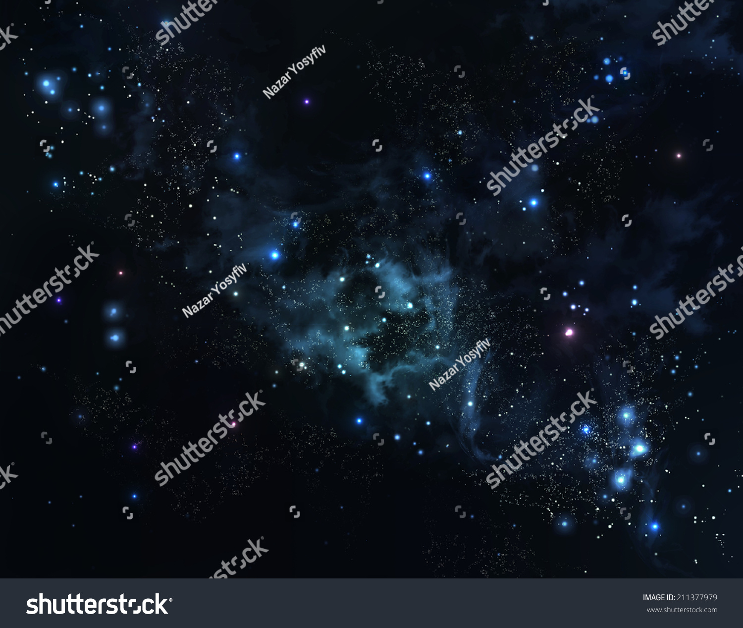 abstract outer space dark - photo #9
