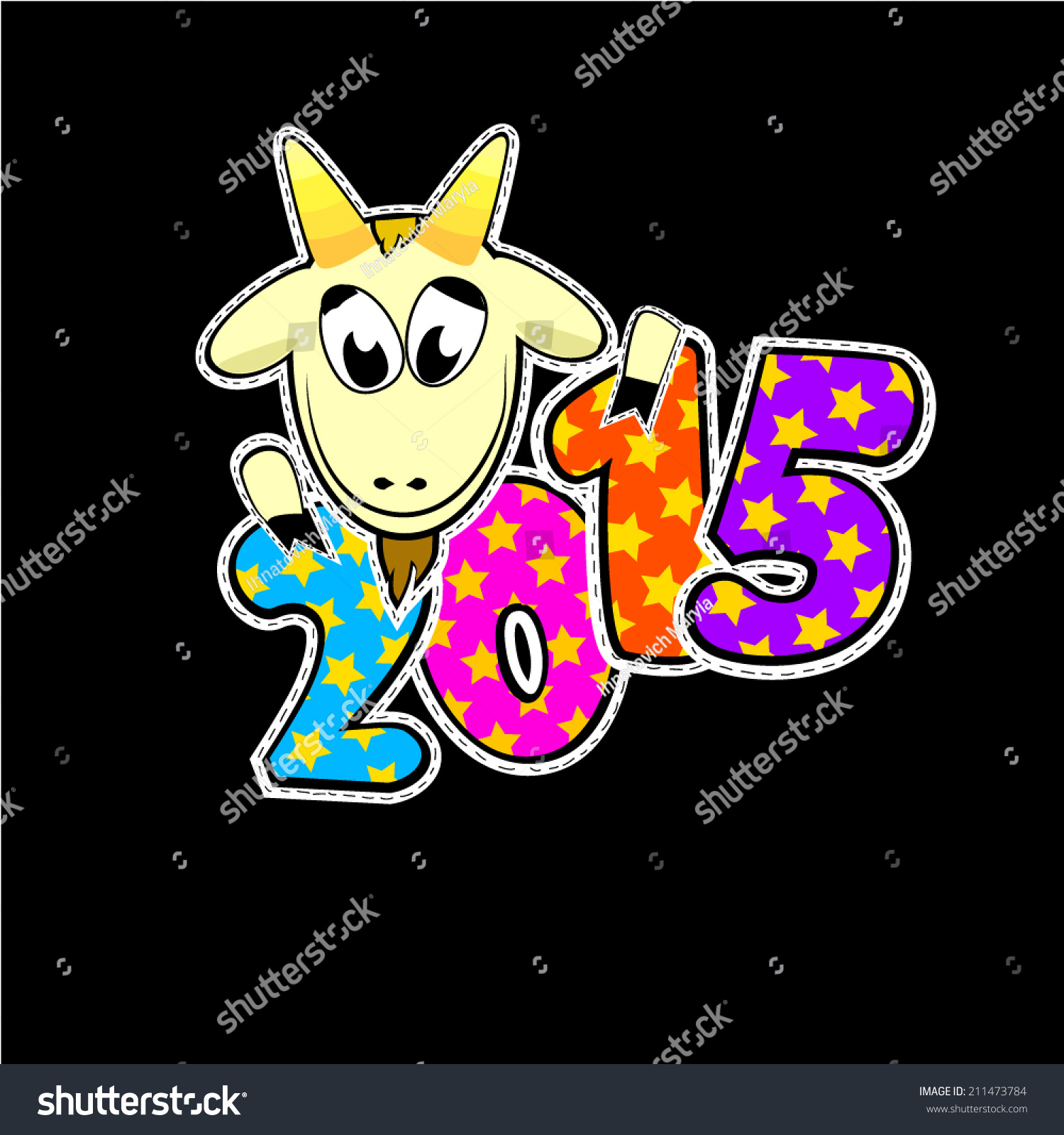 New Year's Eve 2015 Clip Art
