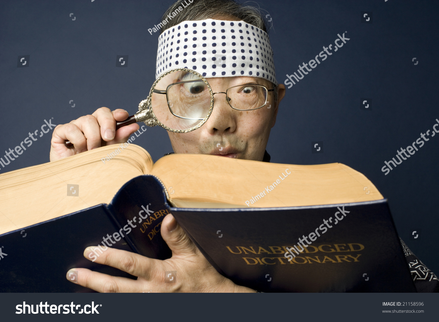 how to read a dictionary