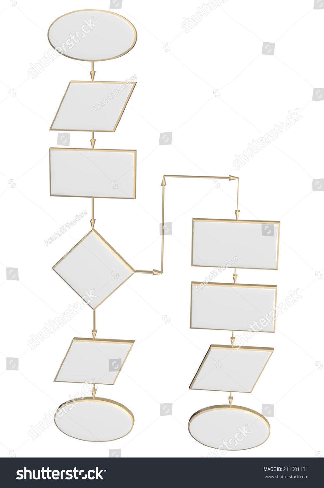 Project flow chart diagram use programming stock illustration project flow chart diagram use for programming nvjuhfo Choice Image