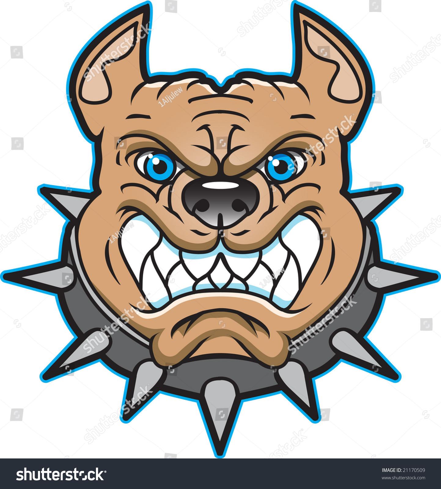 Pit Bull Logo Image Stock Vector 21170509 - Shutterstock