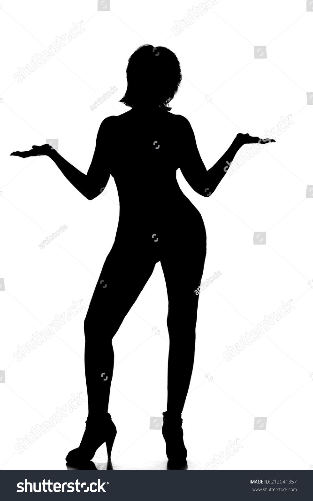 Sexy Female Figure 97