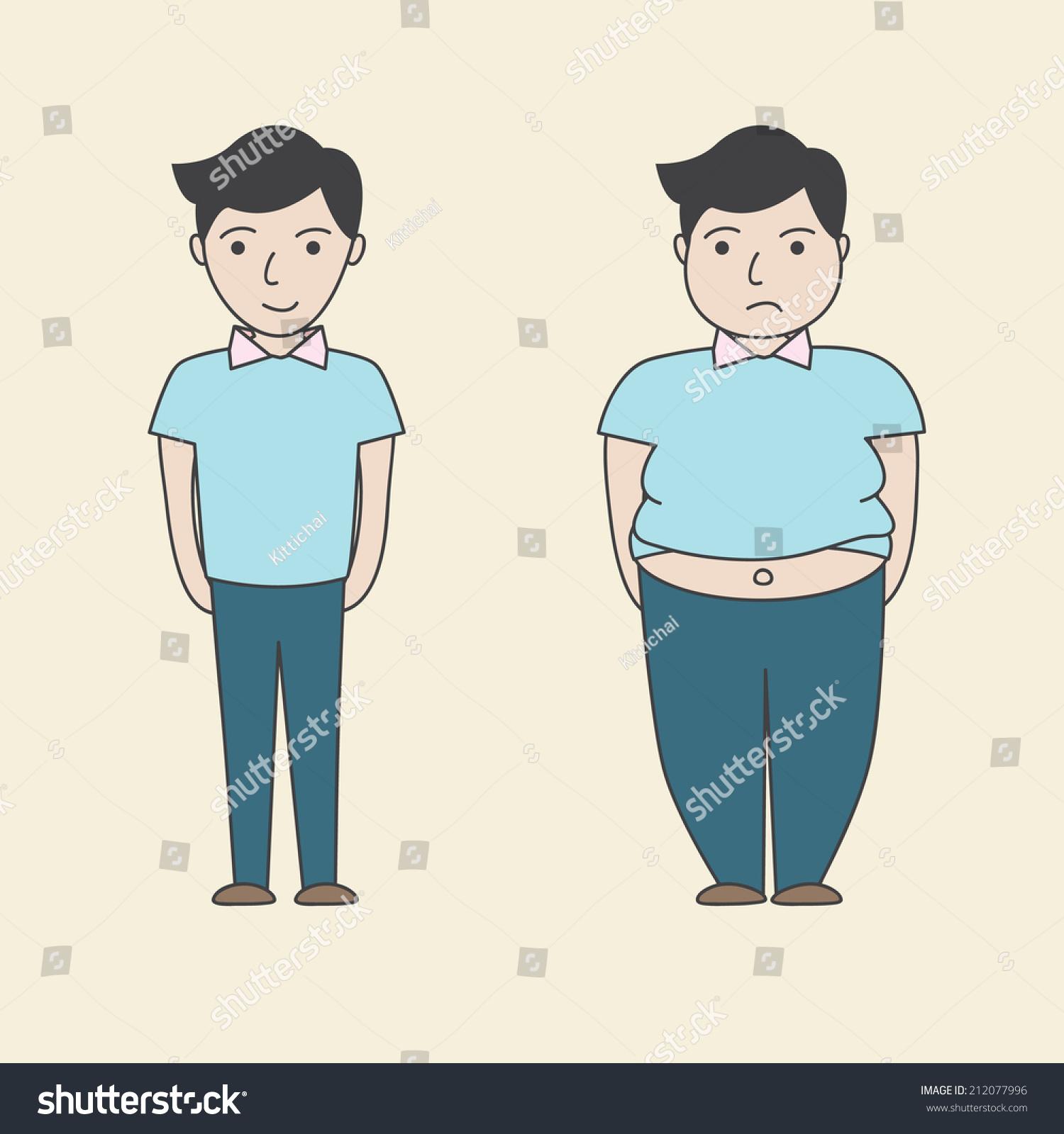 clipart thin man - photo #19