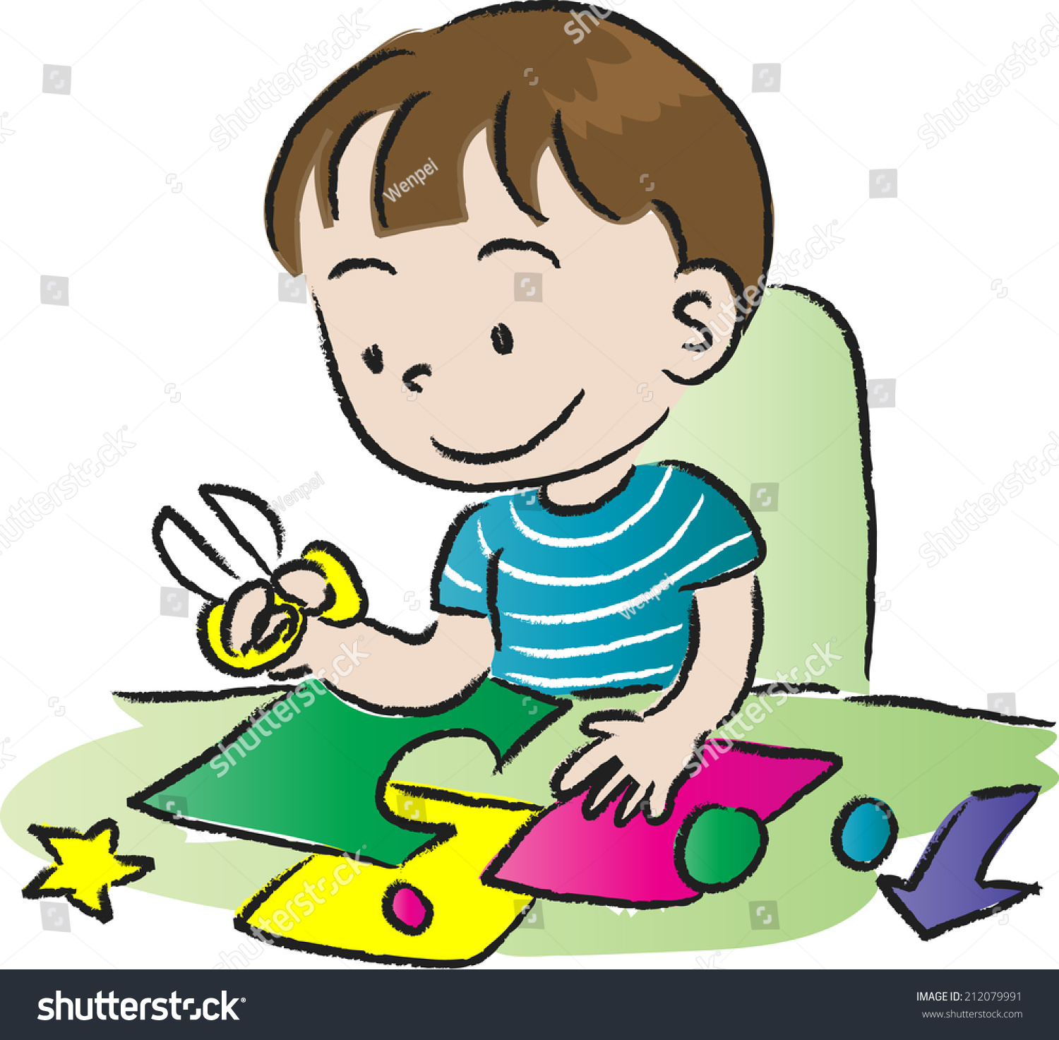 Arts And Crafts Clipart