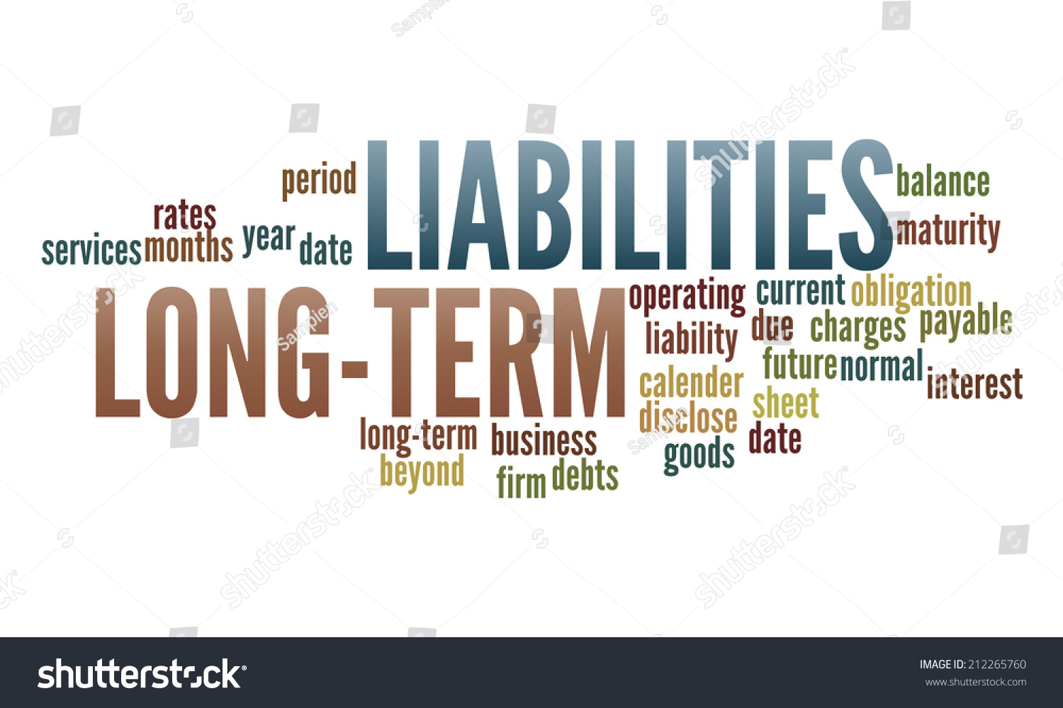 current and long term liabilities Current vs long-term liabilities current us gaap accounting allows and requires that the award of stock options be expensed over the period of employee vesting, and that the total amount to be expensed must equal a valid estimate.