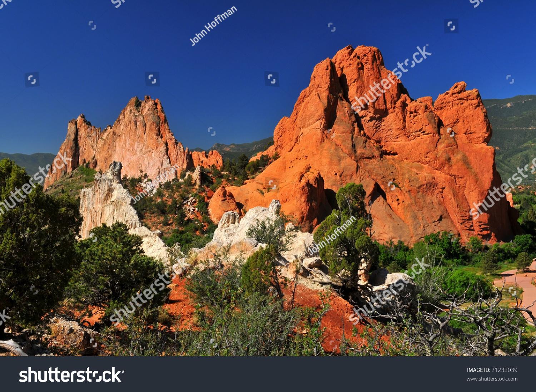 Garden Of The Gods In Colorado Springs Colorado 28