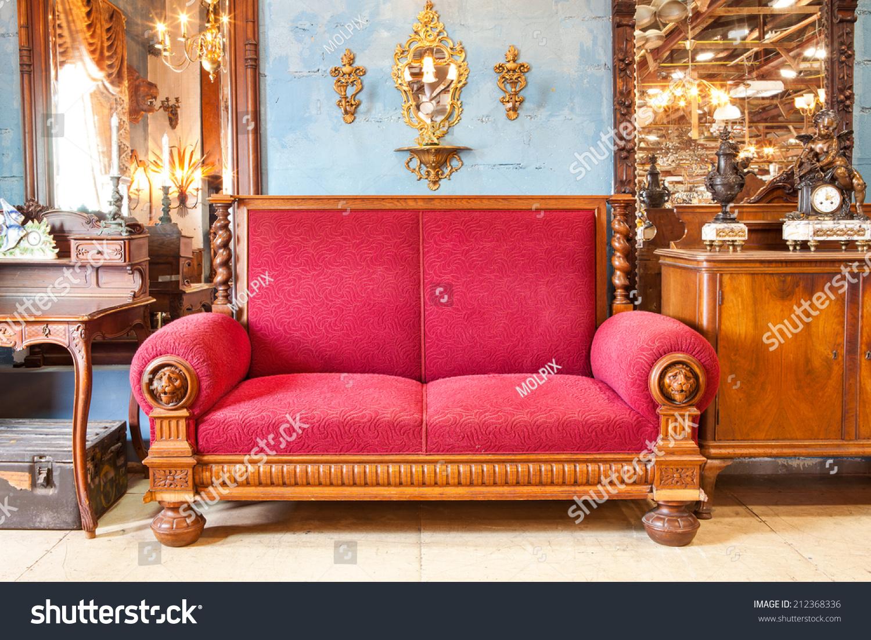 Arabian Couch