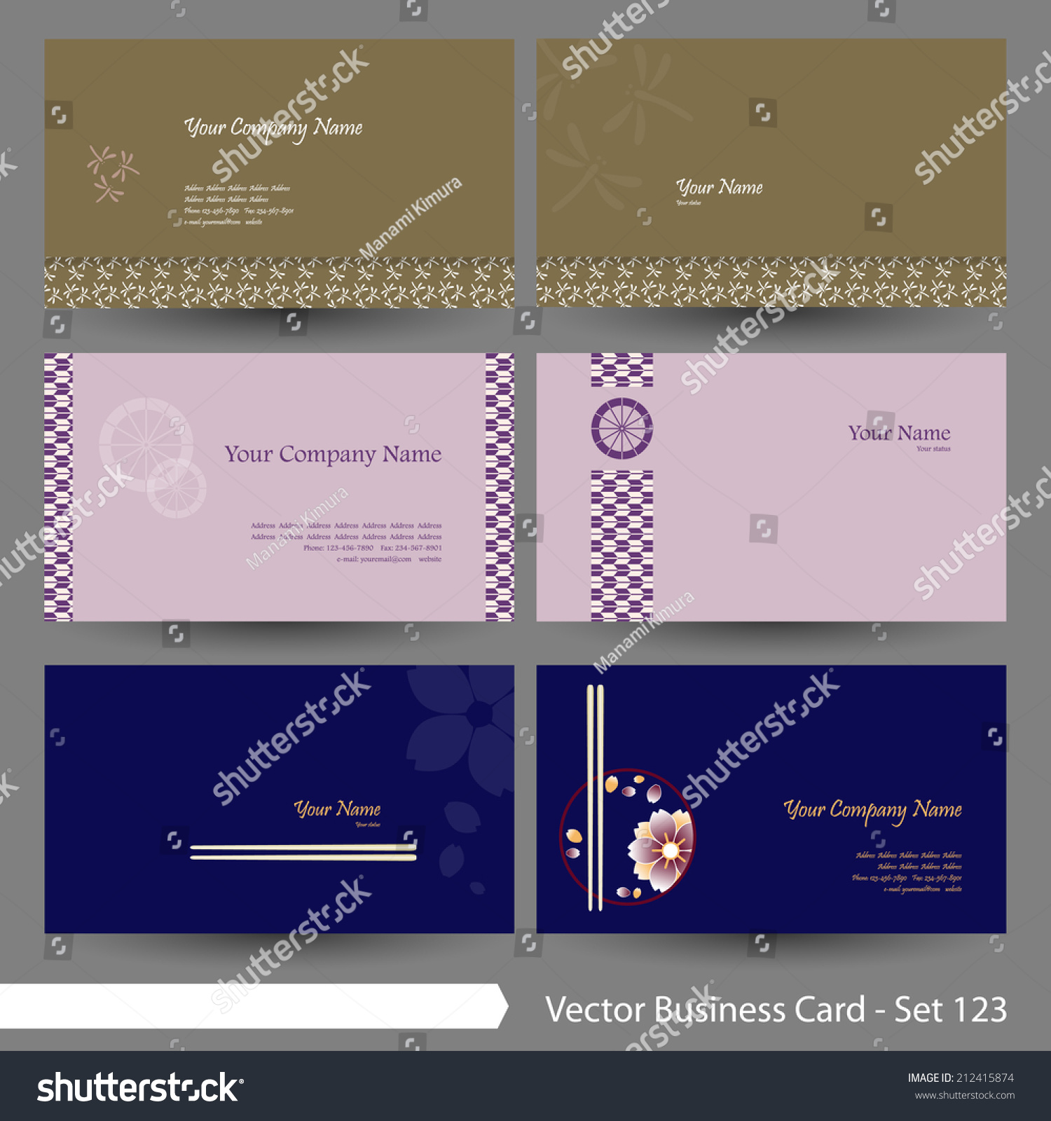Lovely Pictures Of Japanese Business Card - Business Cards and ...