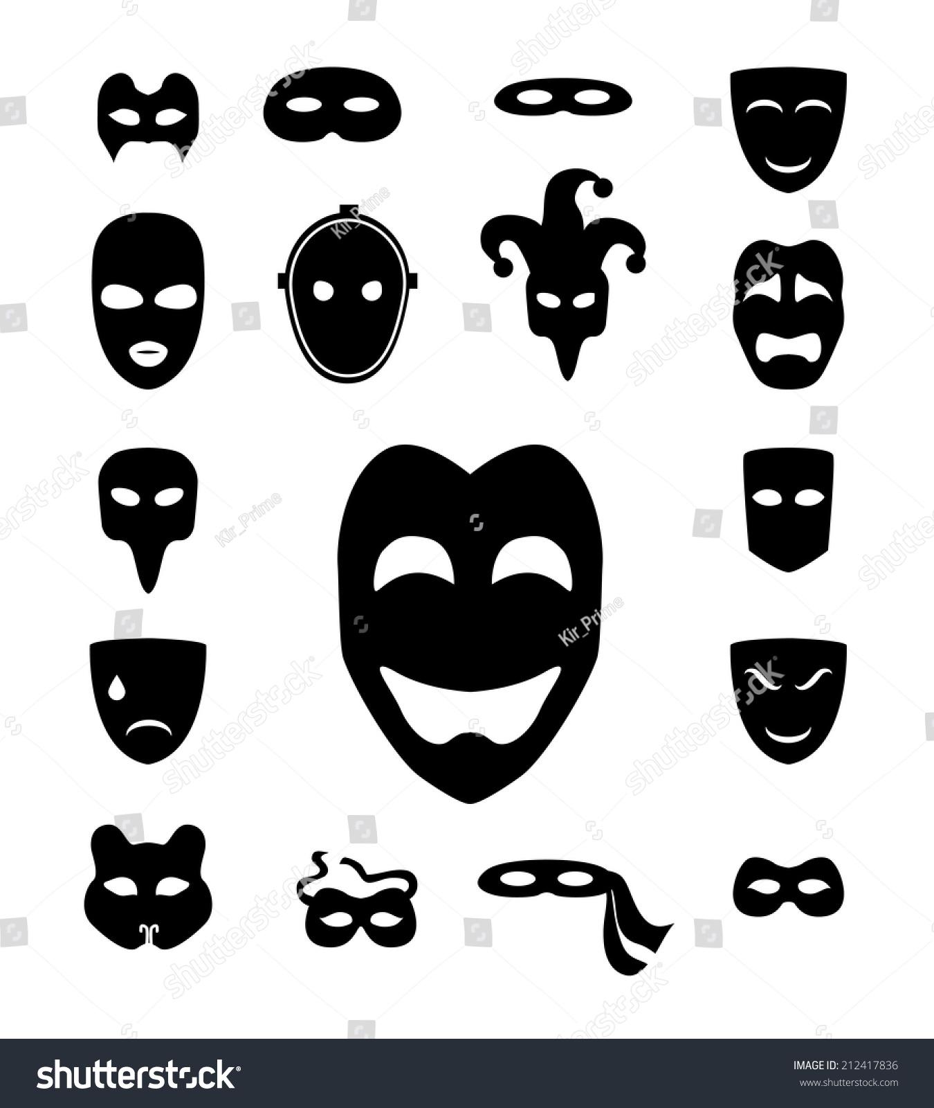 Best Drama Mask Emoji – yasminroohi