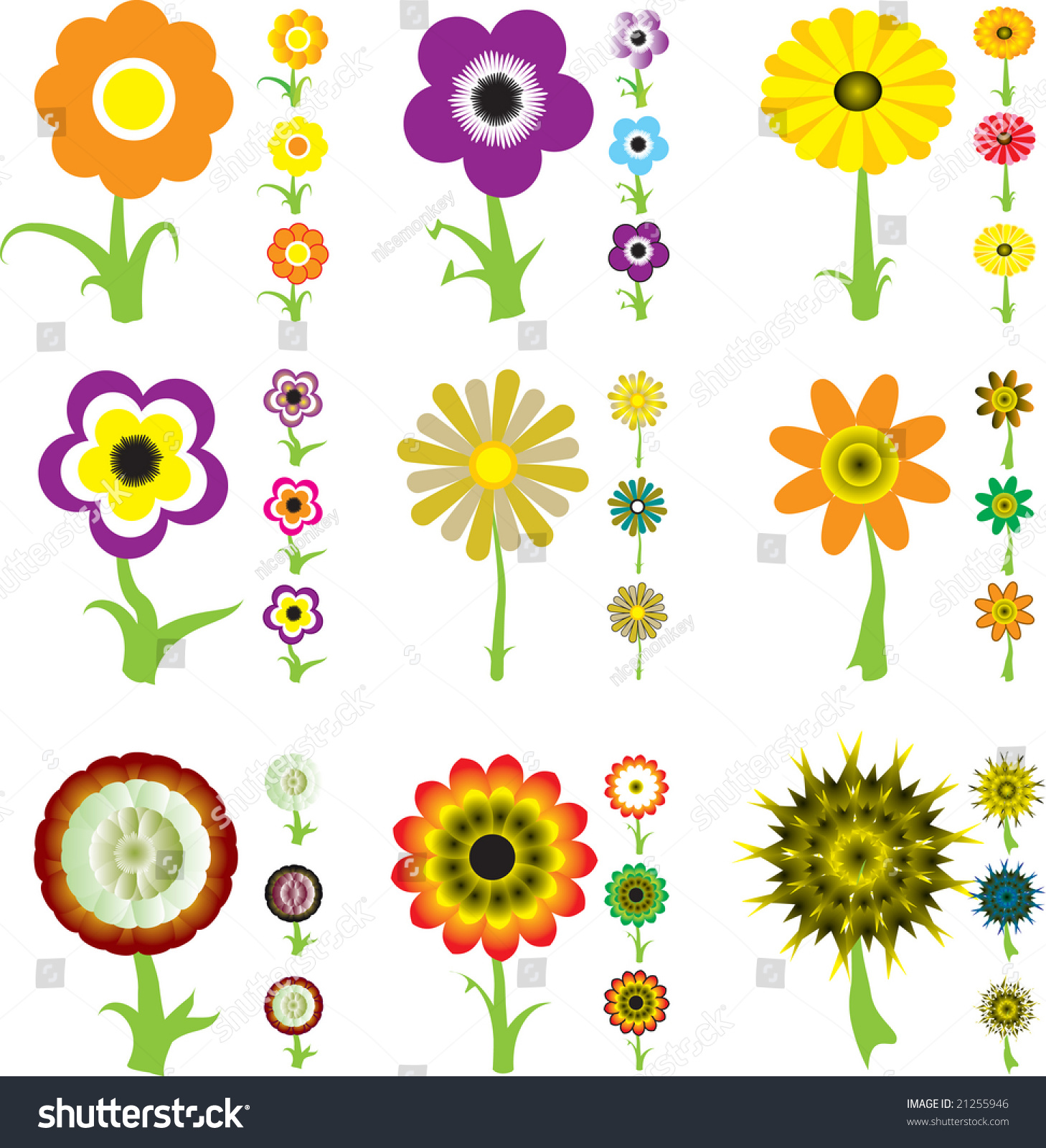 collection of floral design - photo #31