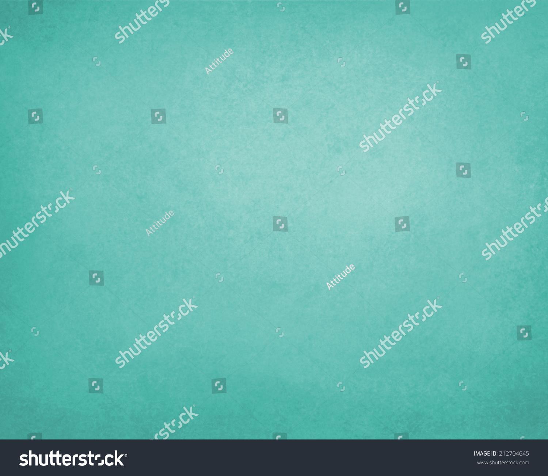 Soft Green Color Teal Blue Green Background Paper Vintage Stock Illustration