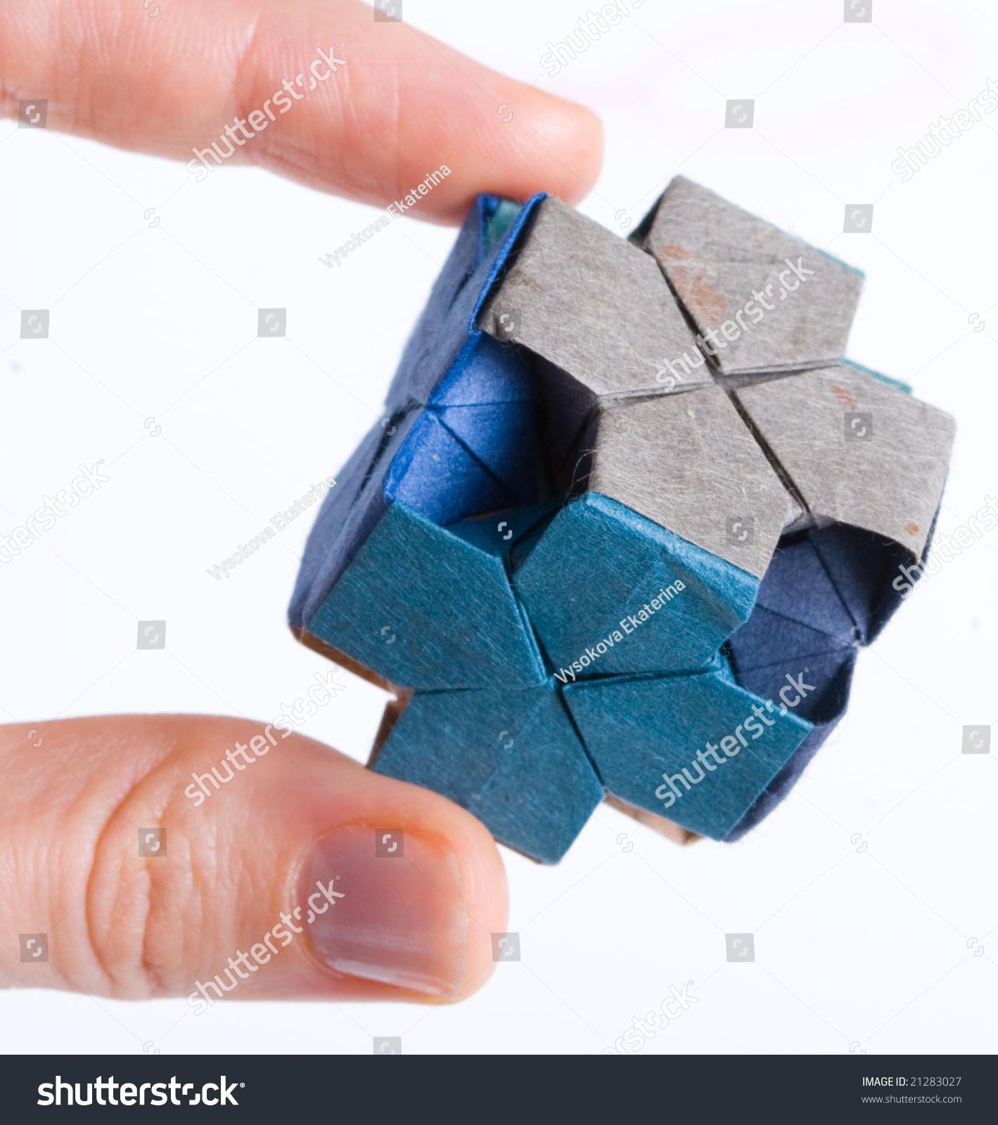 Origami Dice - Shapeways Games | 1600x1419