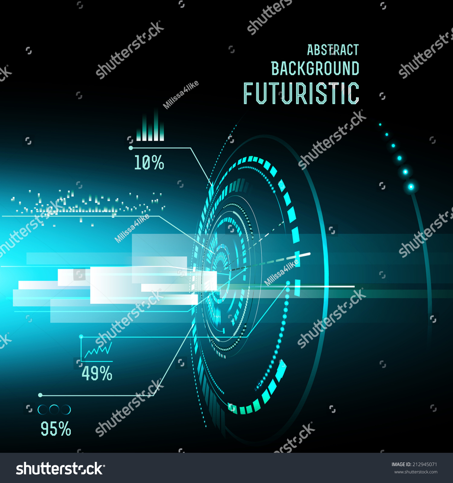 futuristic vector background - photo #20