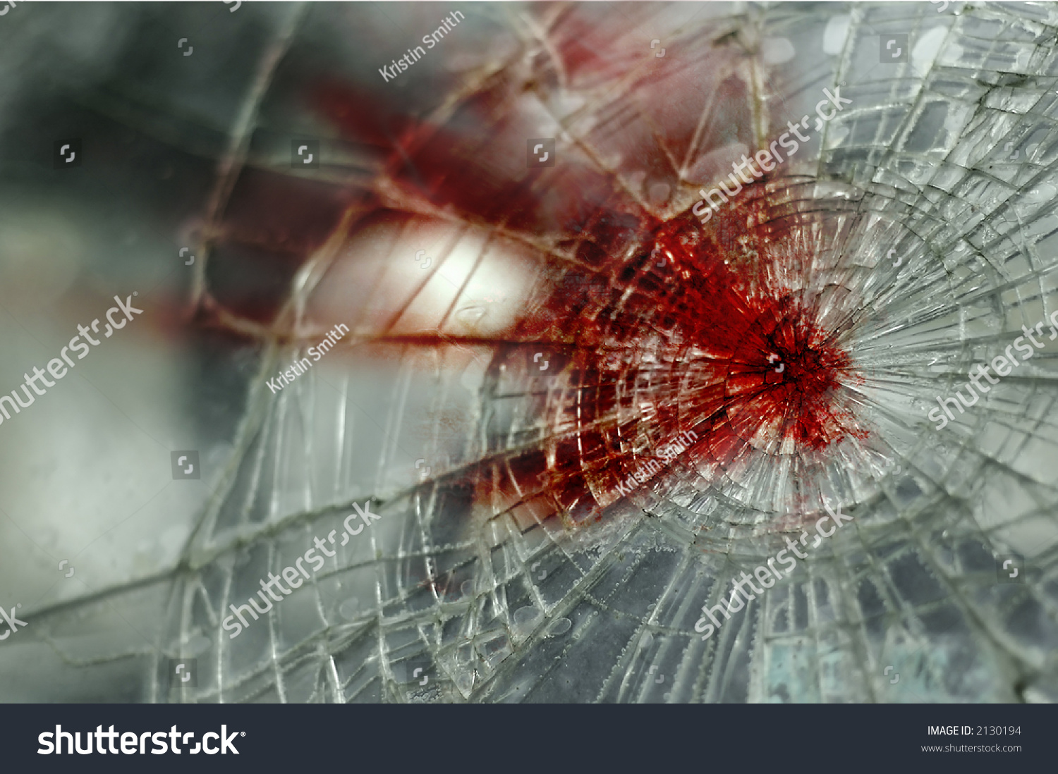 Slikovni rezultat za broken car windshield blood