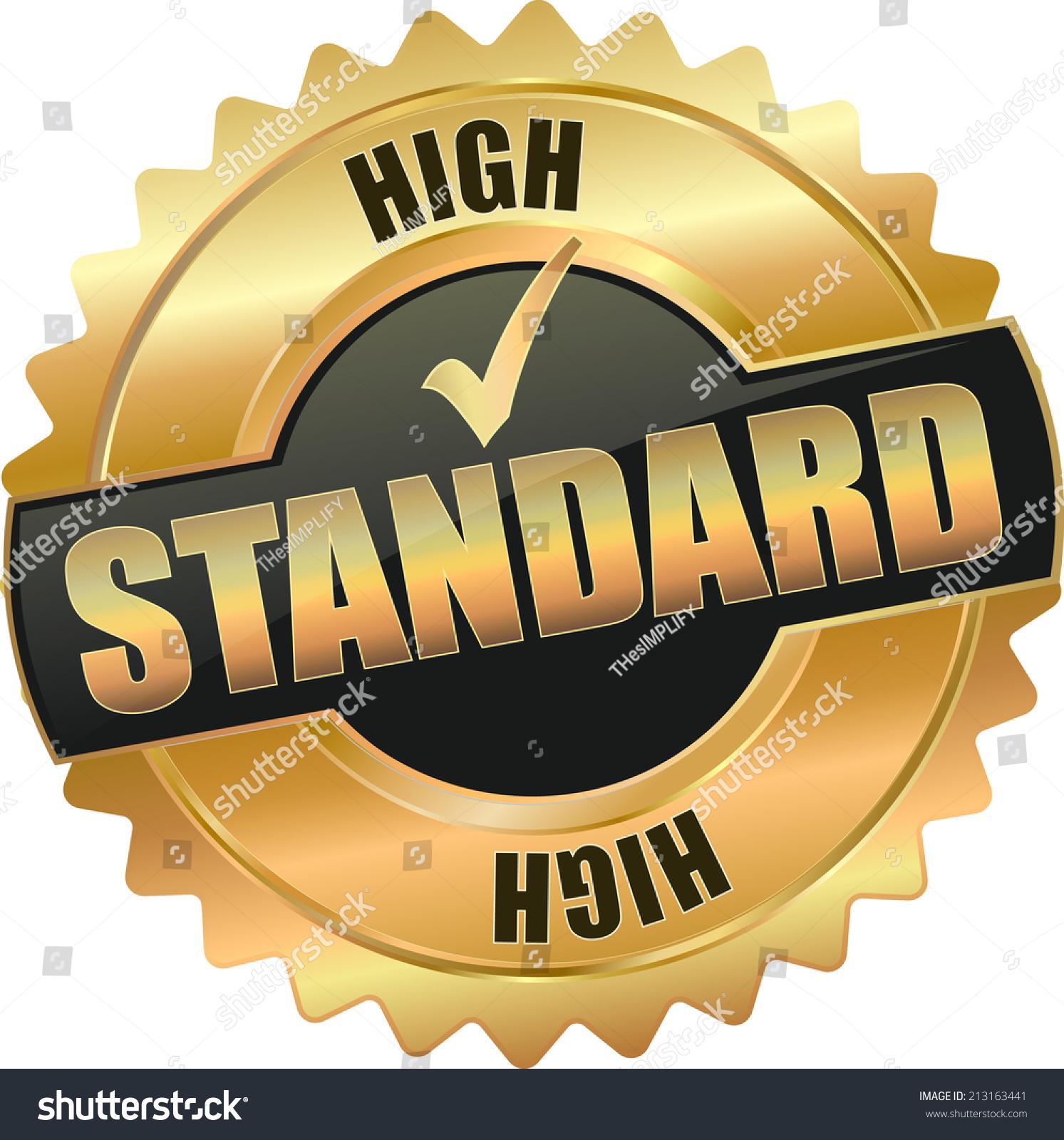 showing post media for high standard symbol www