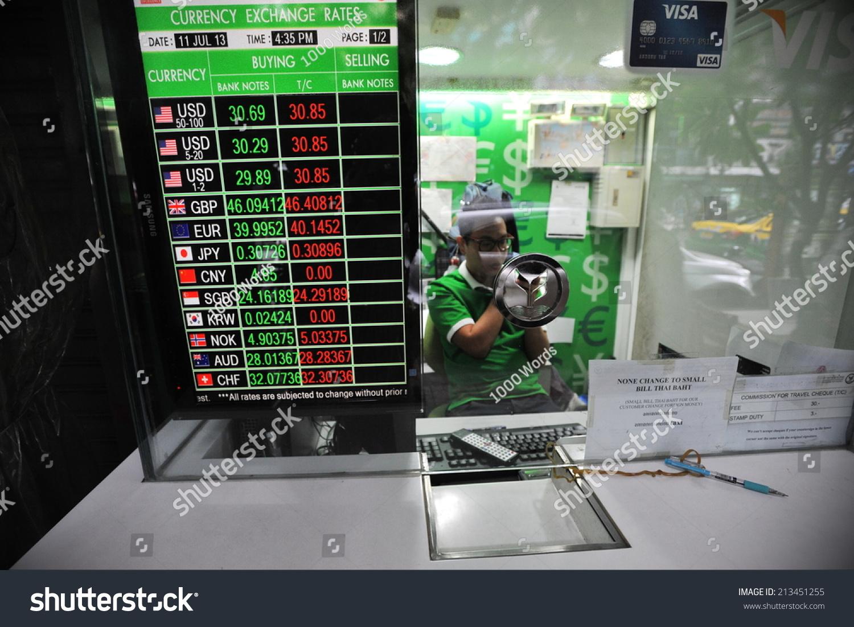 Bkk forex exchang rate