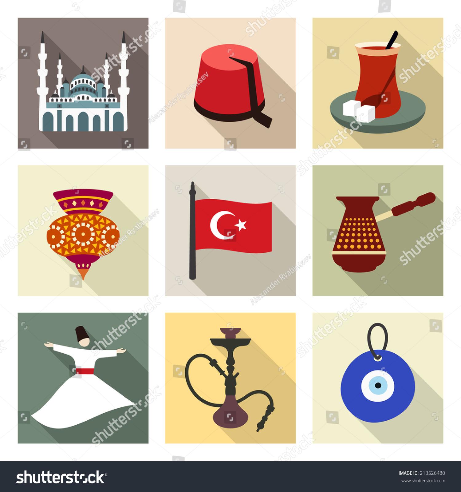 how to read turkish coffee symbols