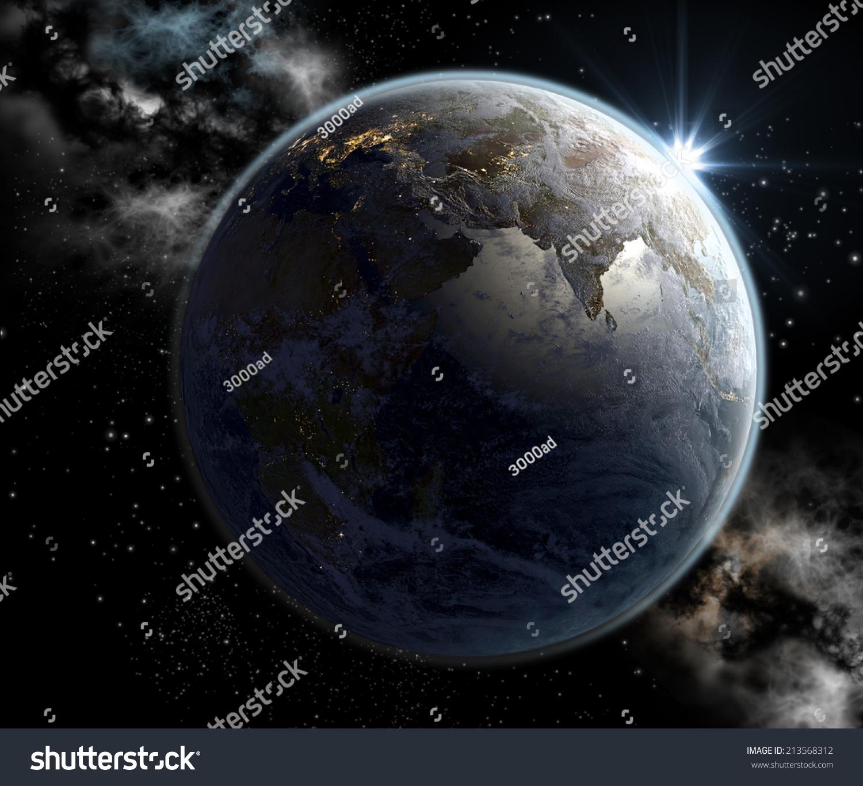 dawn nasa earth - photo #16