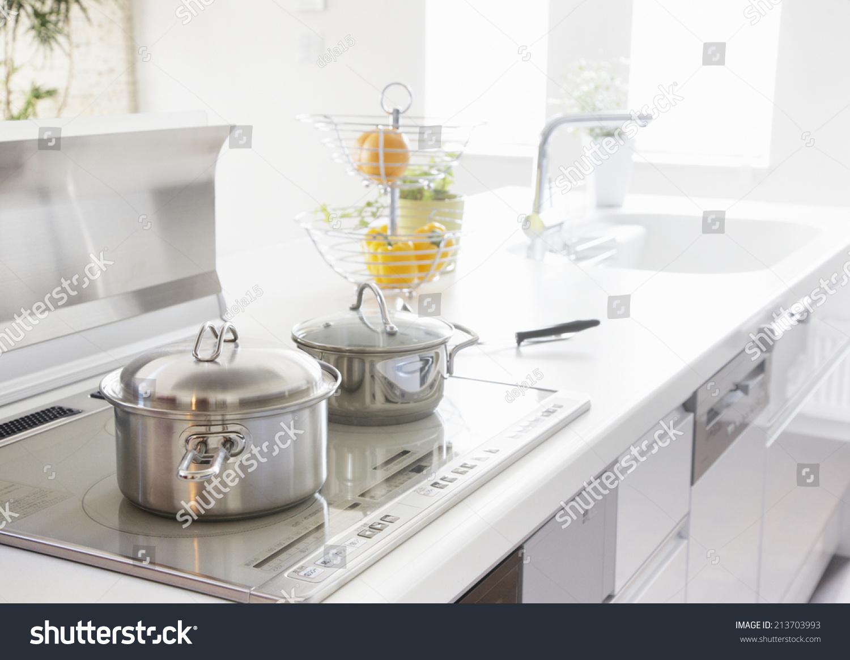 Uncategorized Non Stick Kitchen Appliances non stick kitchen appliances stock photo 213703993 shutterstock appliances