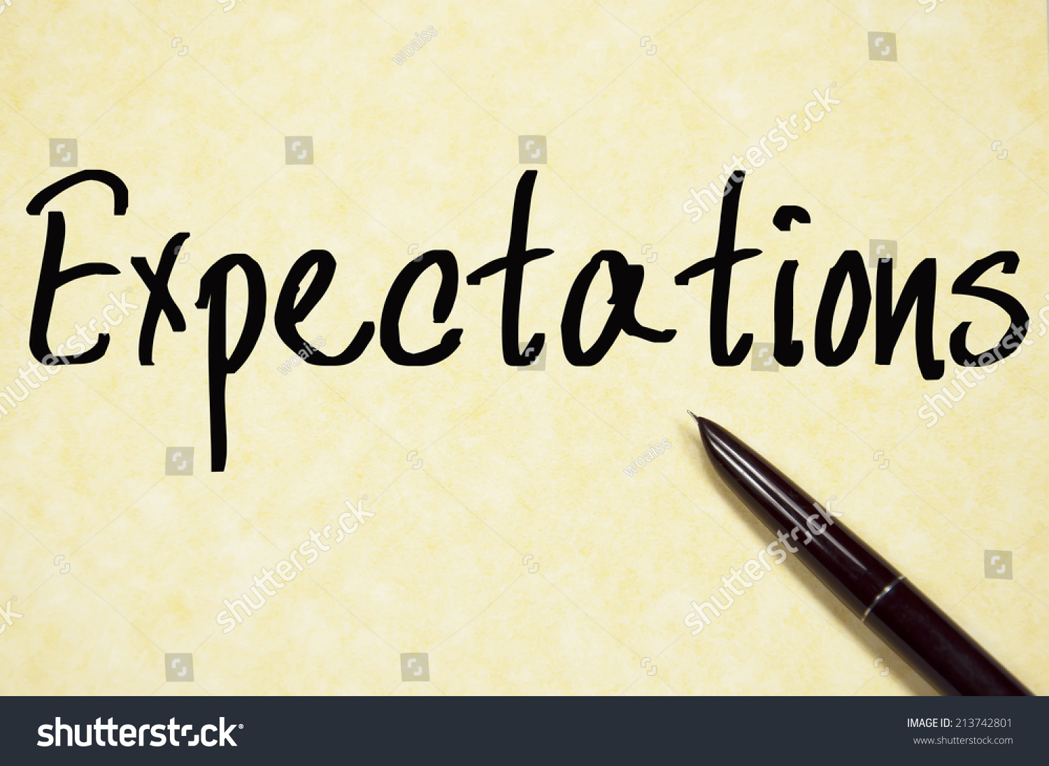 How to write expectations