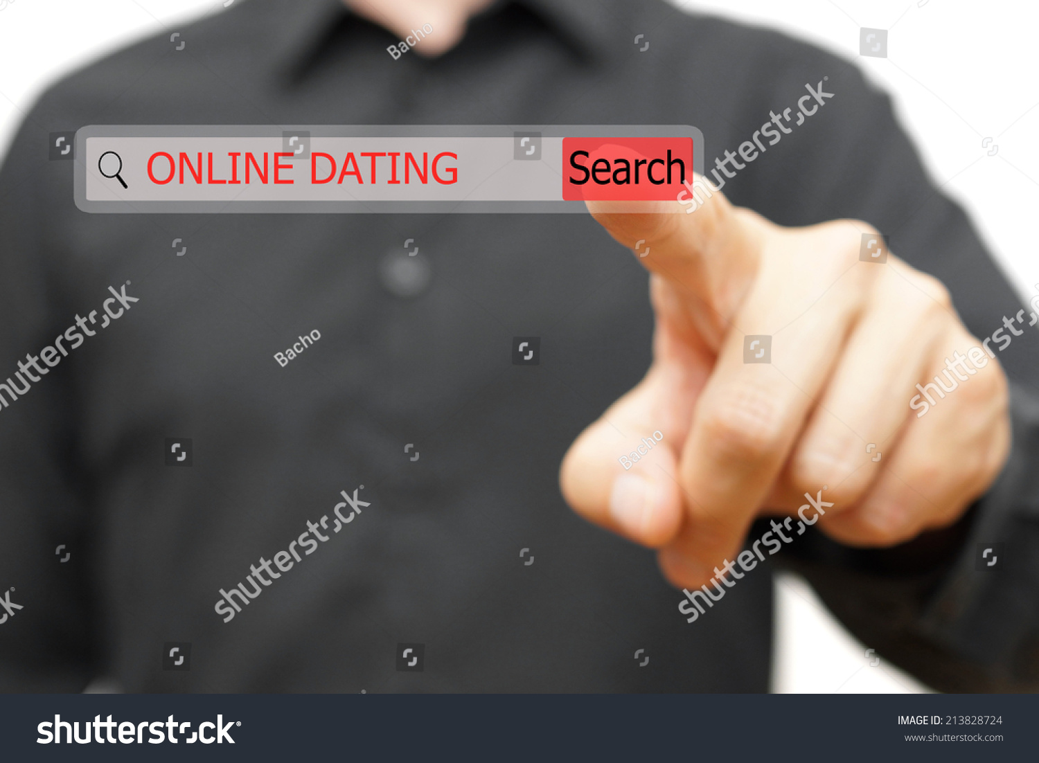 online dating search