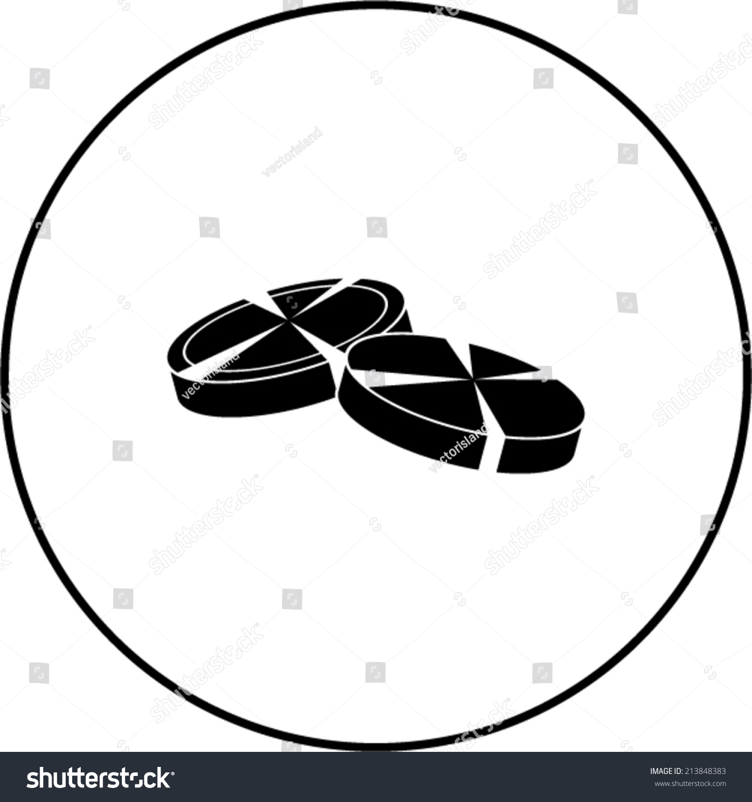 Button Cell Batteries Symbol Stock Vector HD (Royalty Free ...