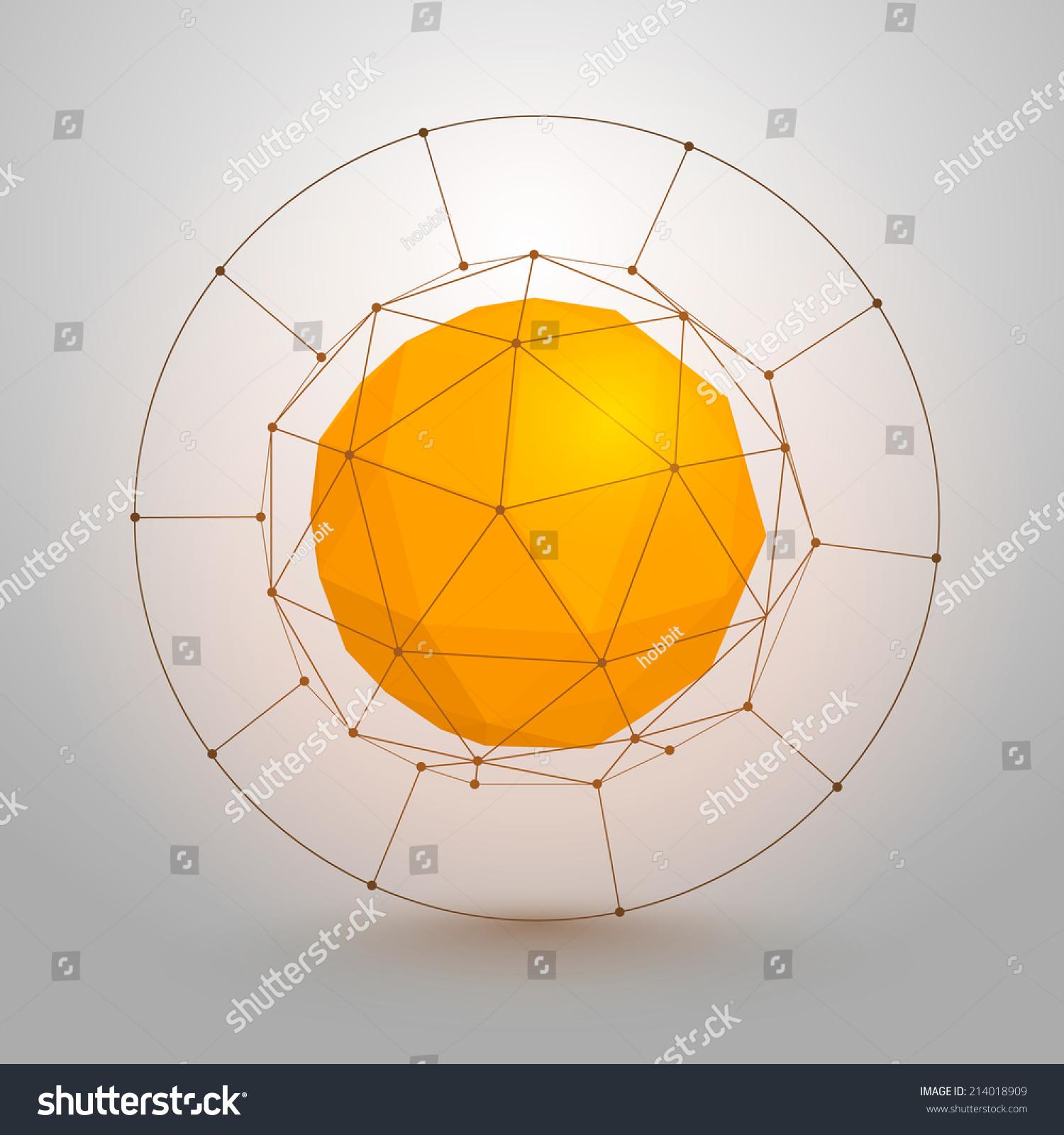 Origami Paper Sun Sun 3d Sign Stock Vector 214018909 ... - photo#17
