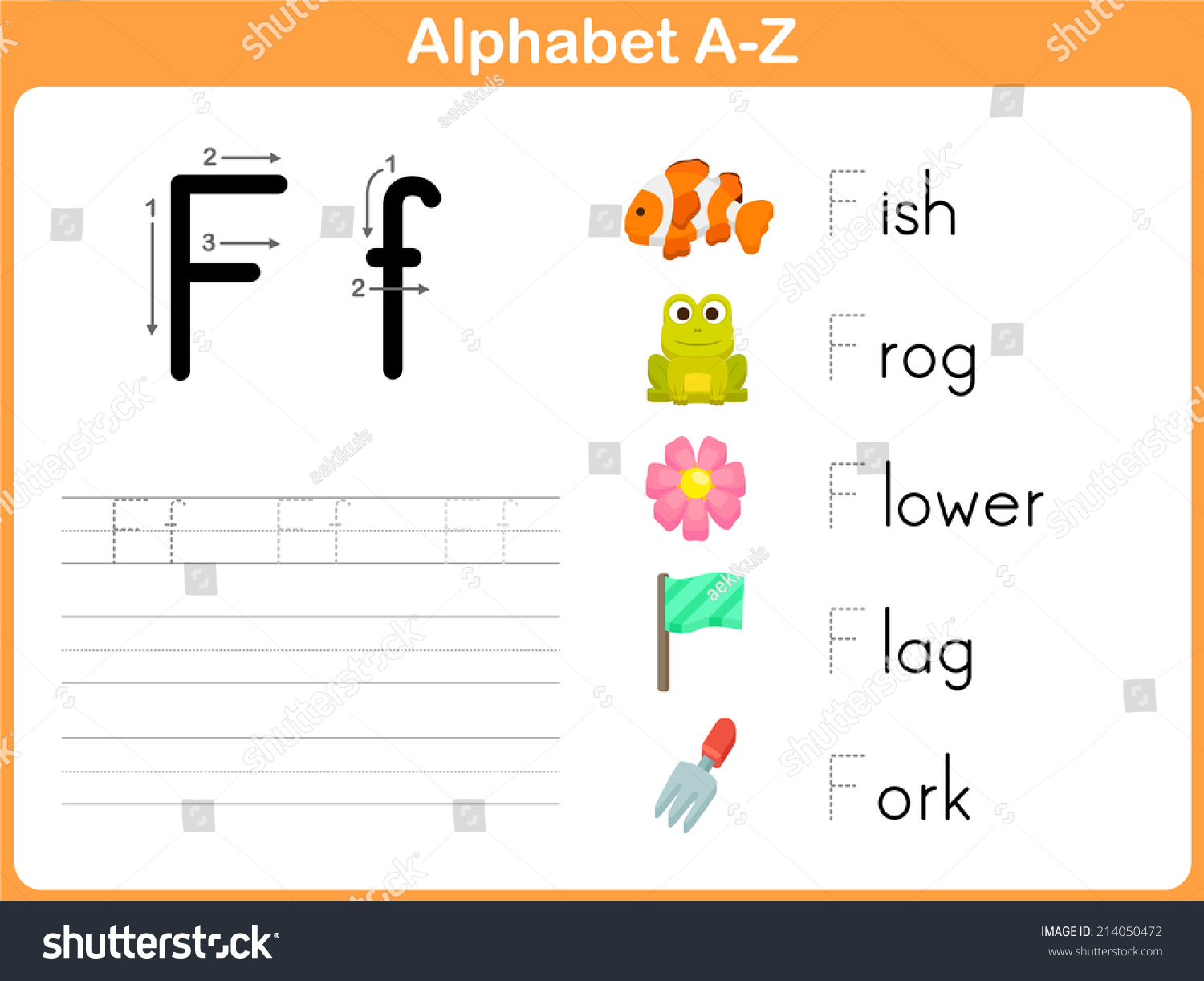 Free Printable Alphabet Worksheets Az
