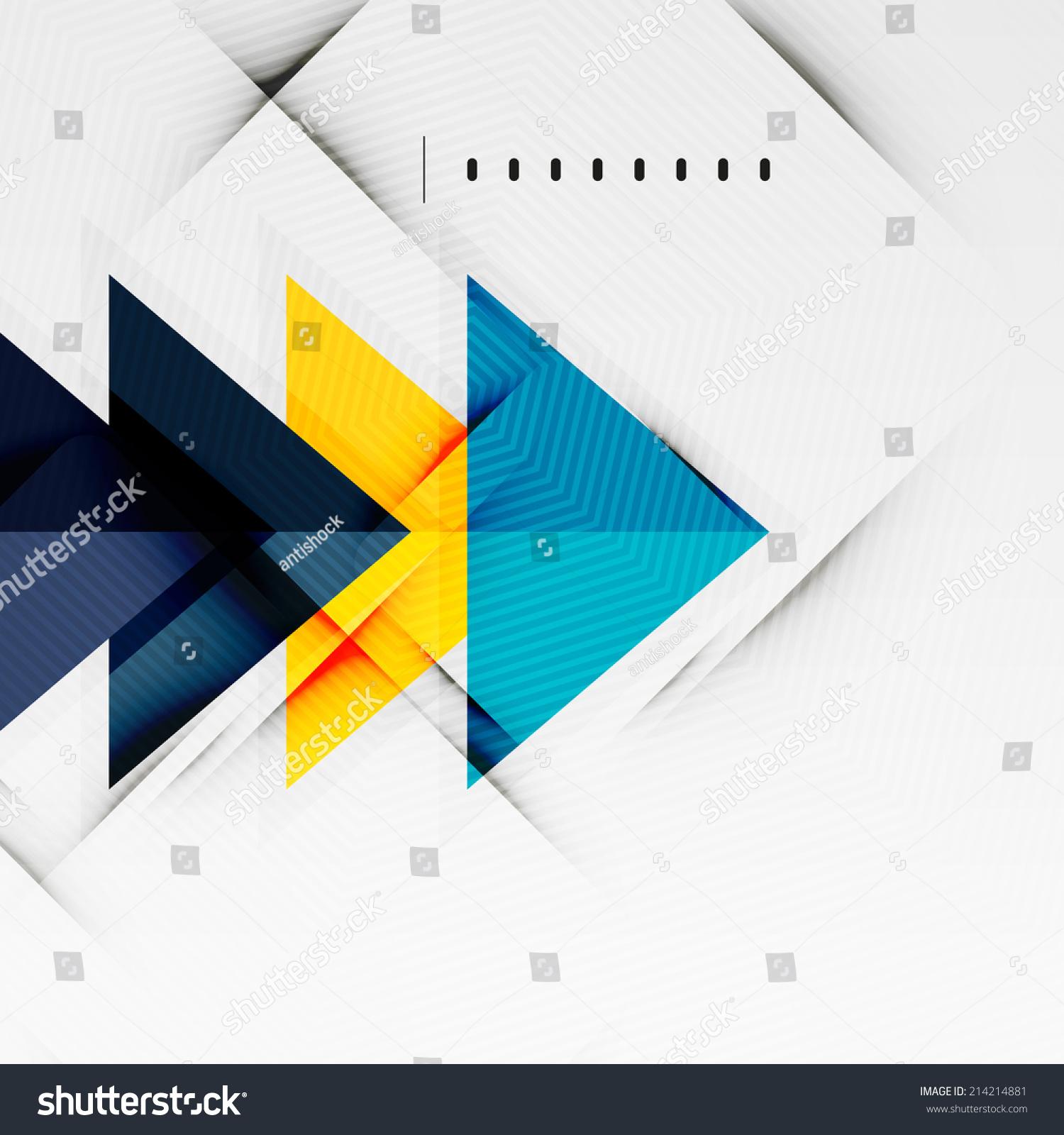 Design Modern Presentation Background