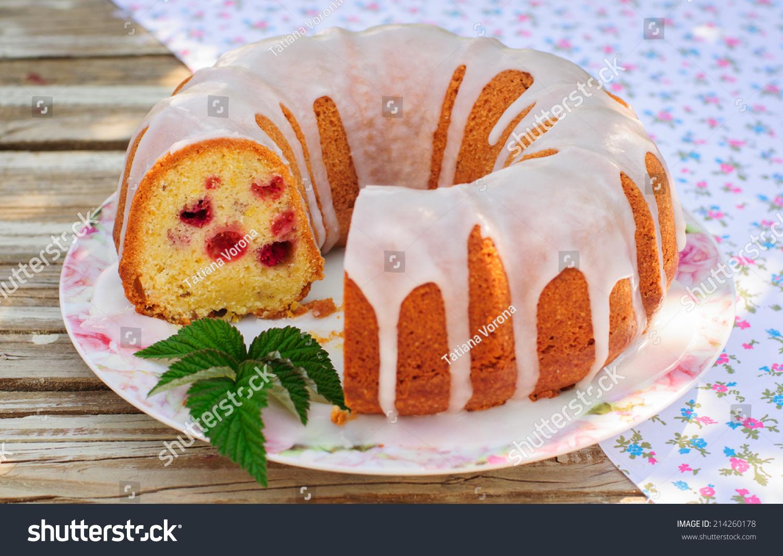 Simple Caraway Cake