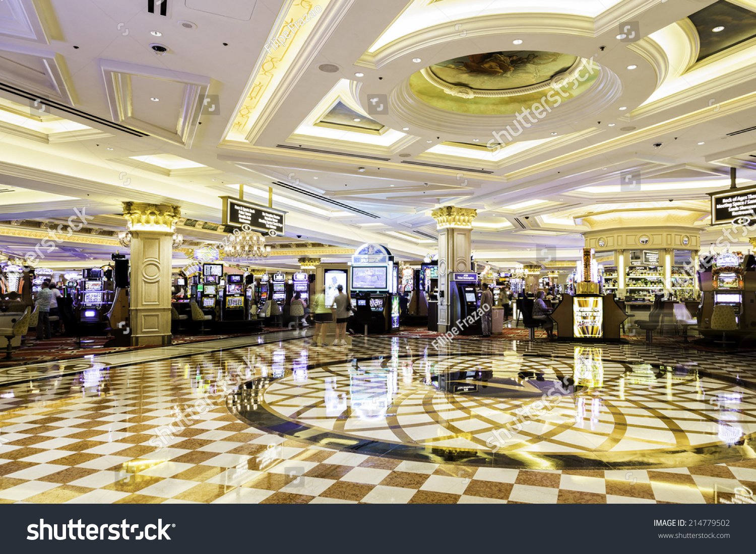 Las vegas nevada usa circa jan stock photo 214779502 for Most expensive hotel in america