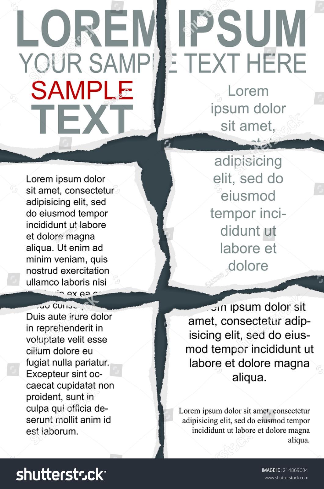 Charmant Buchmesse Flyer Vorlage Zeitgenössisch - Entry Level Resume ...