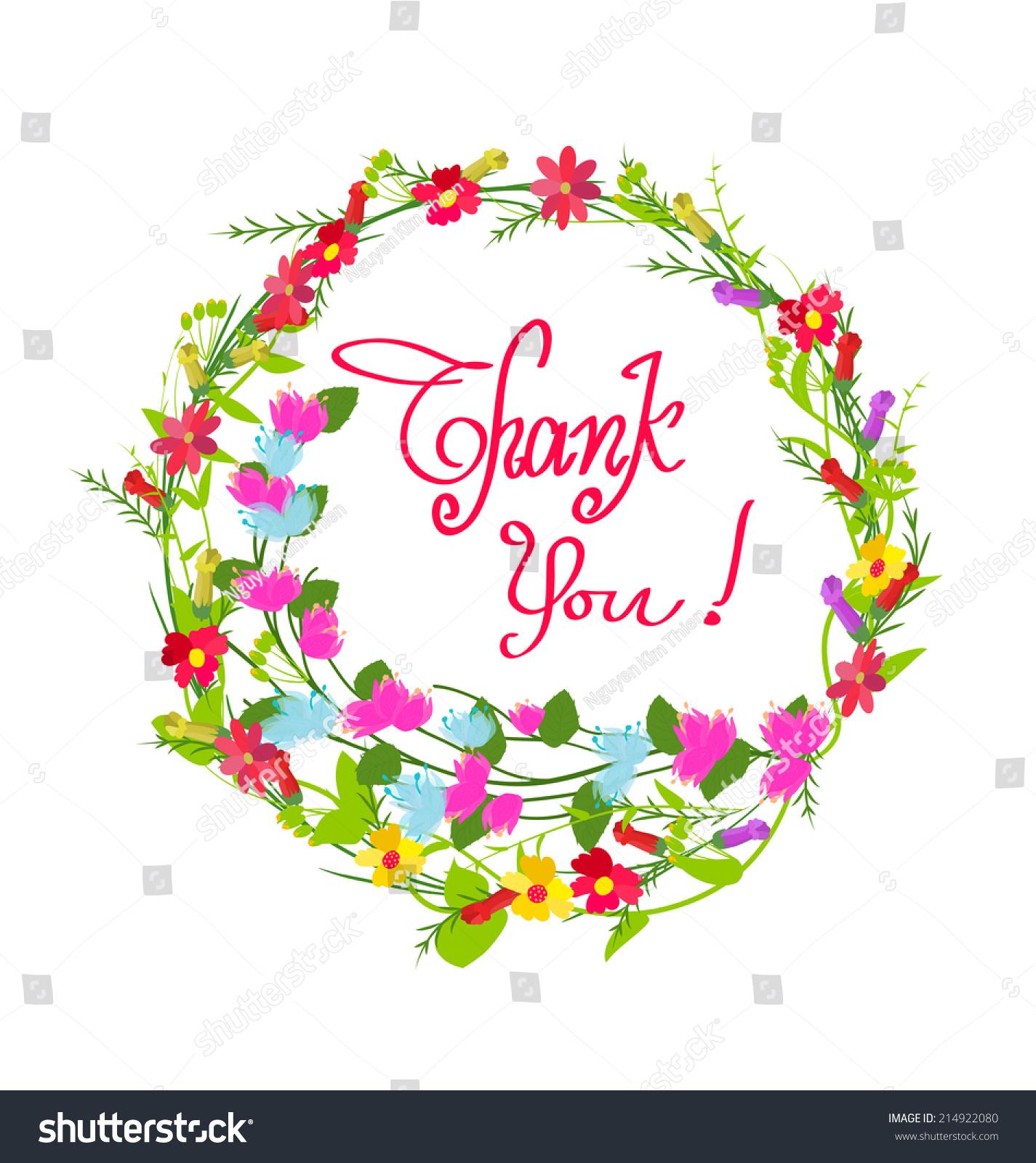 Spring Flowers Stock Vector Royalty Free 214922080 Shutterstock