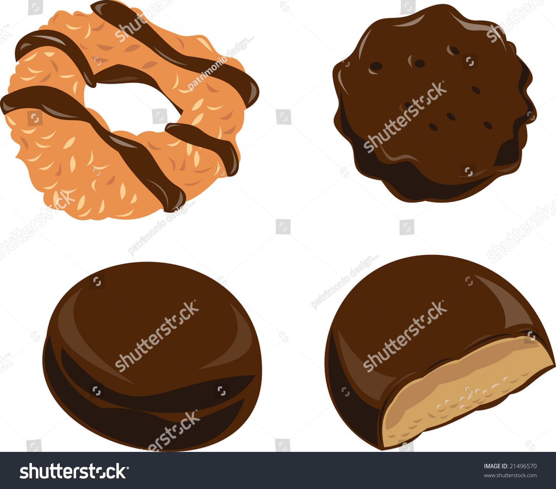 Je commande des biscuits scouts