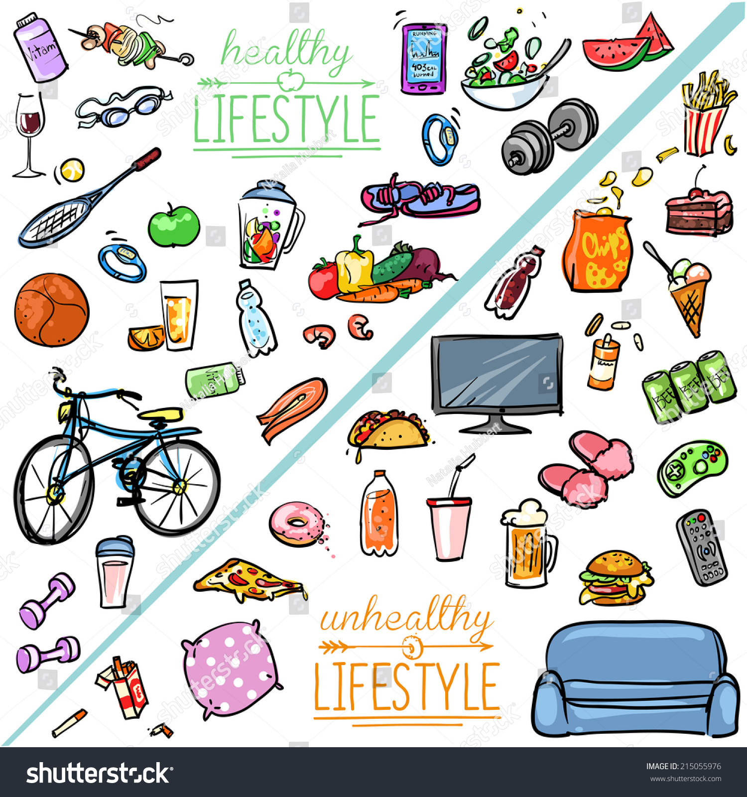 the unhealthy lifestyle Less than 3 percent of americans live a 'healthy lifestyle is constantly reading about how horribly unhealthy your healthy lifestyle.