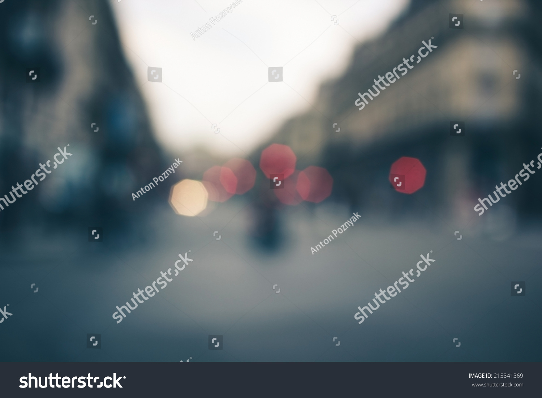 Bokeh Background, Street, Road, Light, People Stock Photo ...