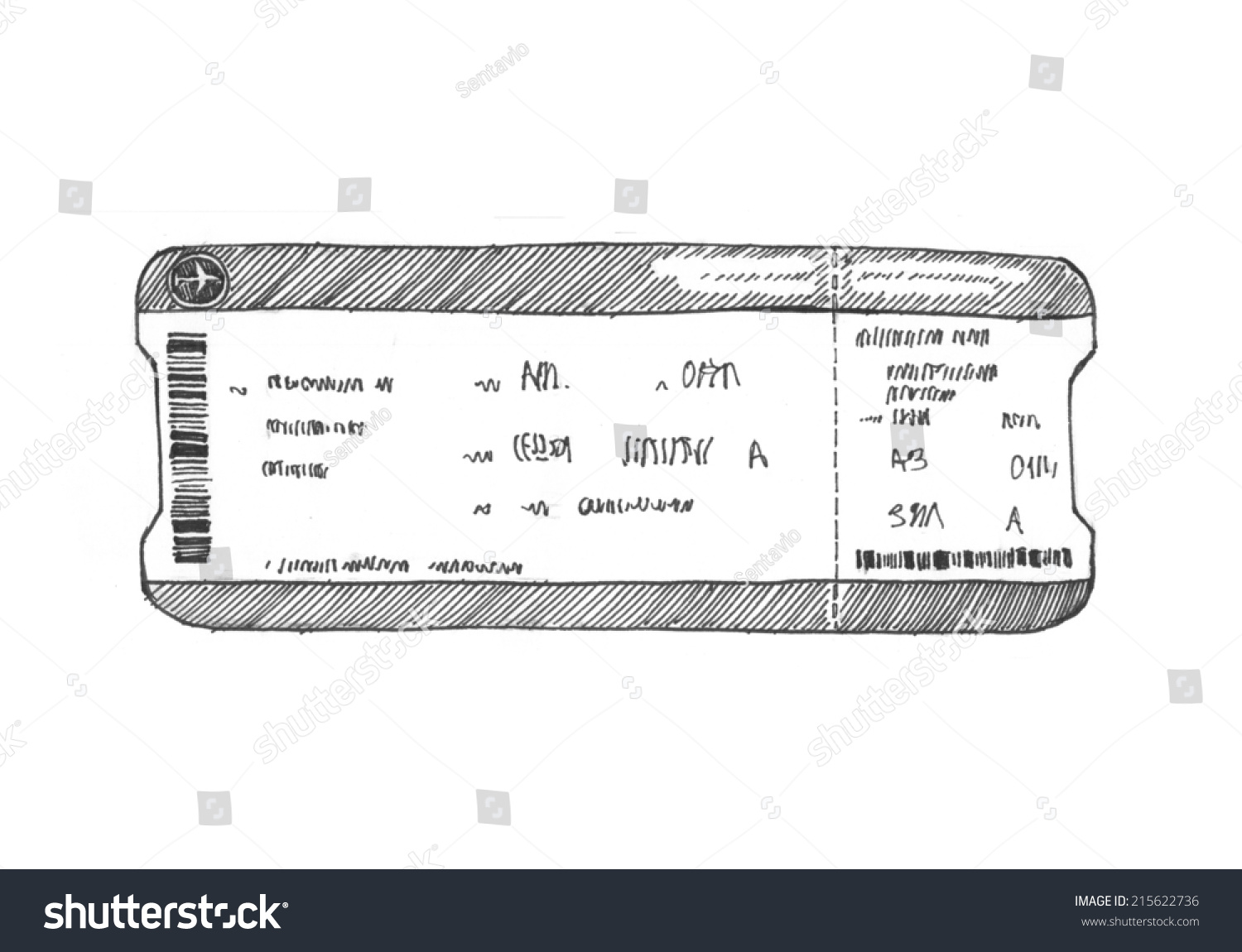 engraving style hatching pen pencil painting stock illustration engraving style hatching pen pencil painting illustration aircraft airline electronic ticket boarding pass image engrave