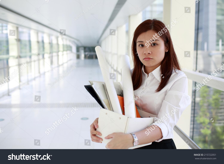 office lady workplace seeking job stock photo 215722051 shutterstock office lady in workplace seeking job