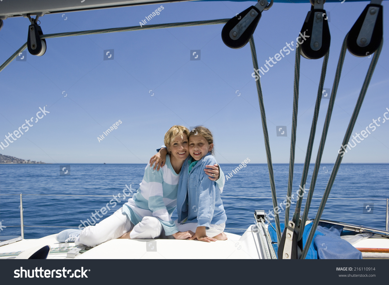 on Mature boat moms