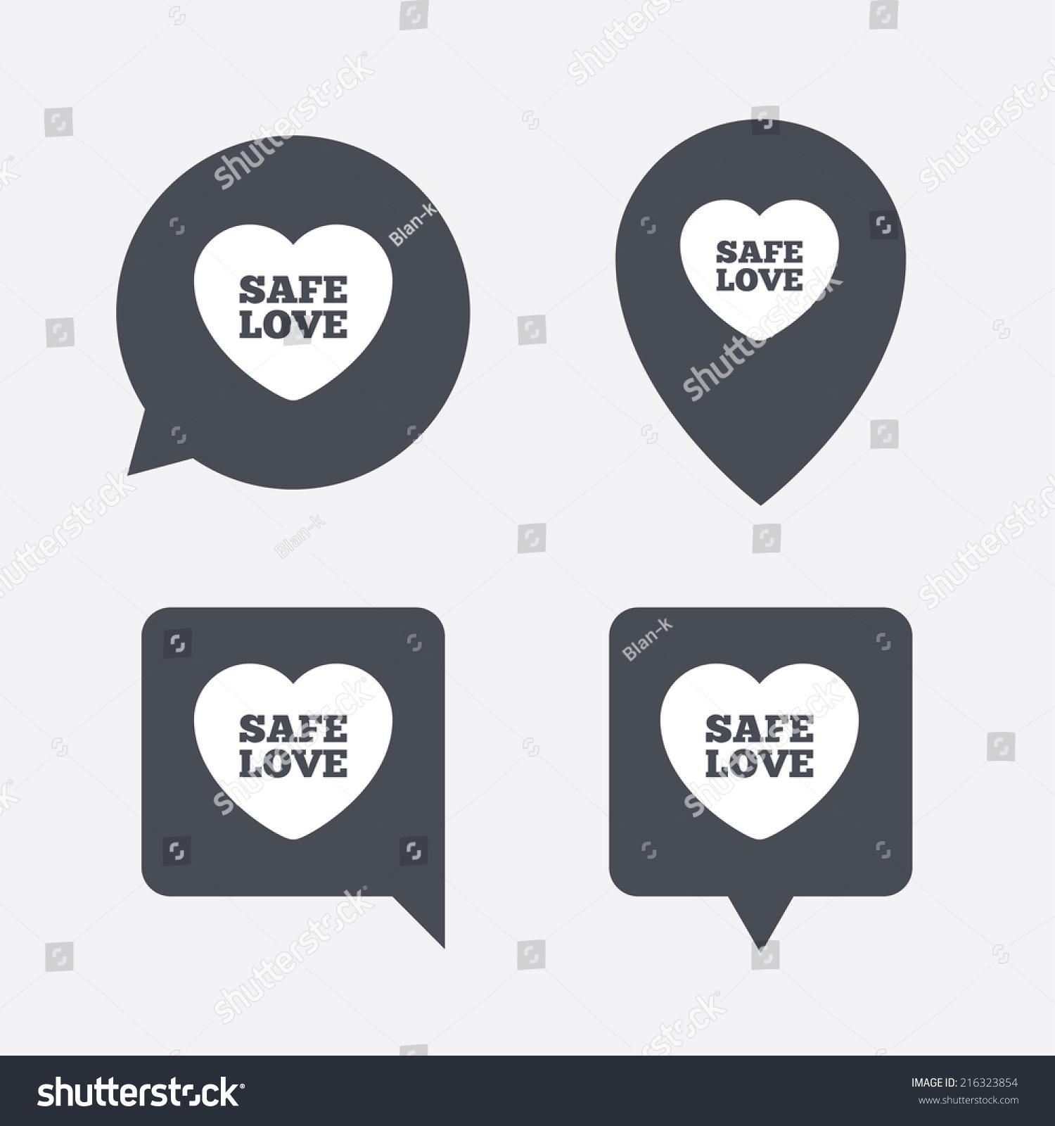Information on safe sex