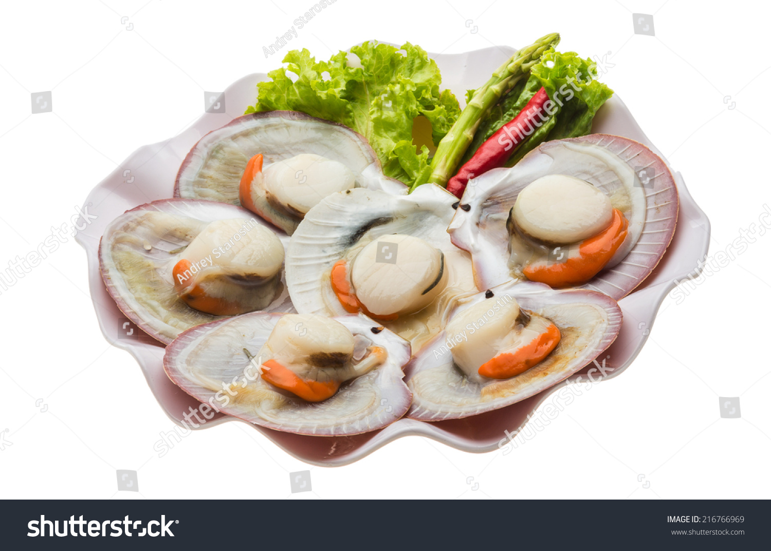 how to prepare scallops for cooking