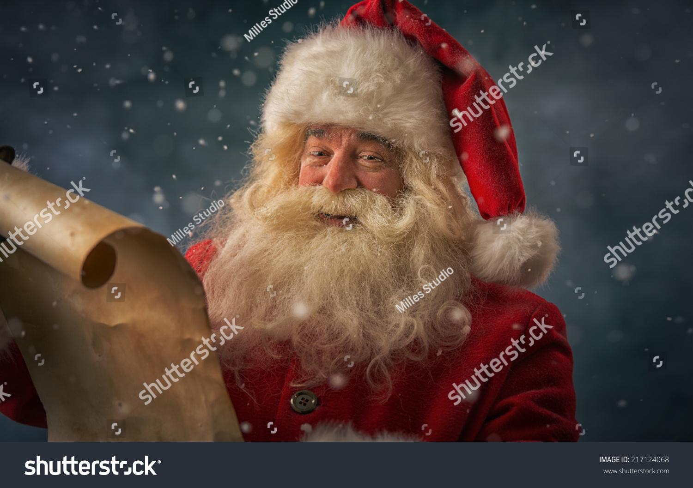 Дед Мороз Картинка