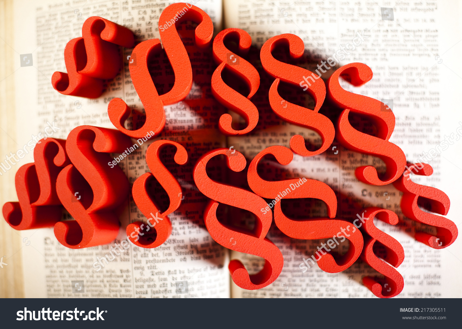 Paragraph sign symbol stock photo 217305511 shutterstock paragraph sign symbol buycottarizona Gallery