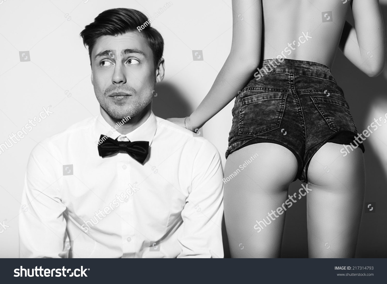 lovers people sex symbol sexy woman stock photo & image (royalty