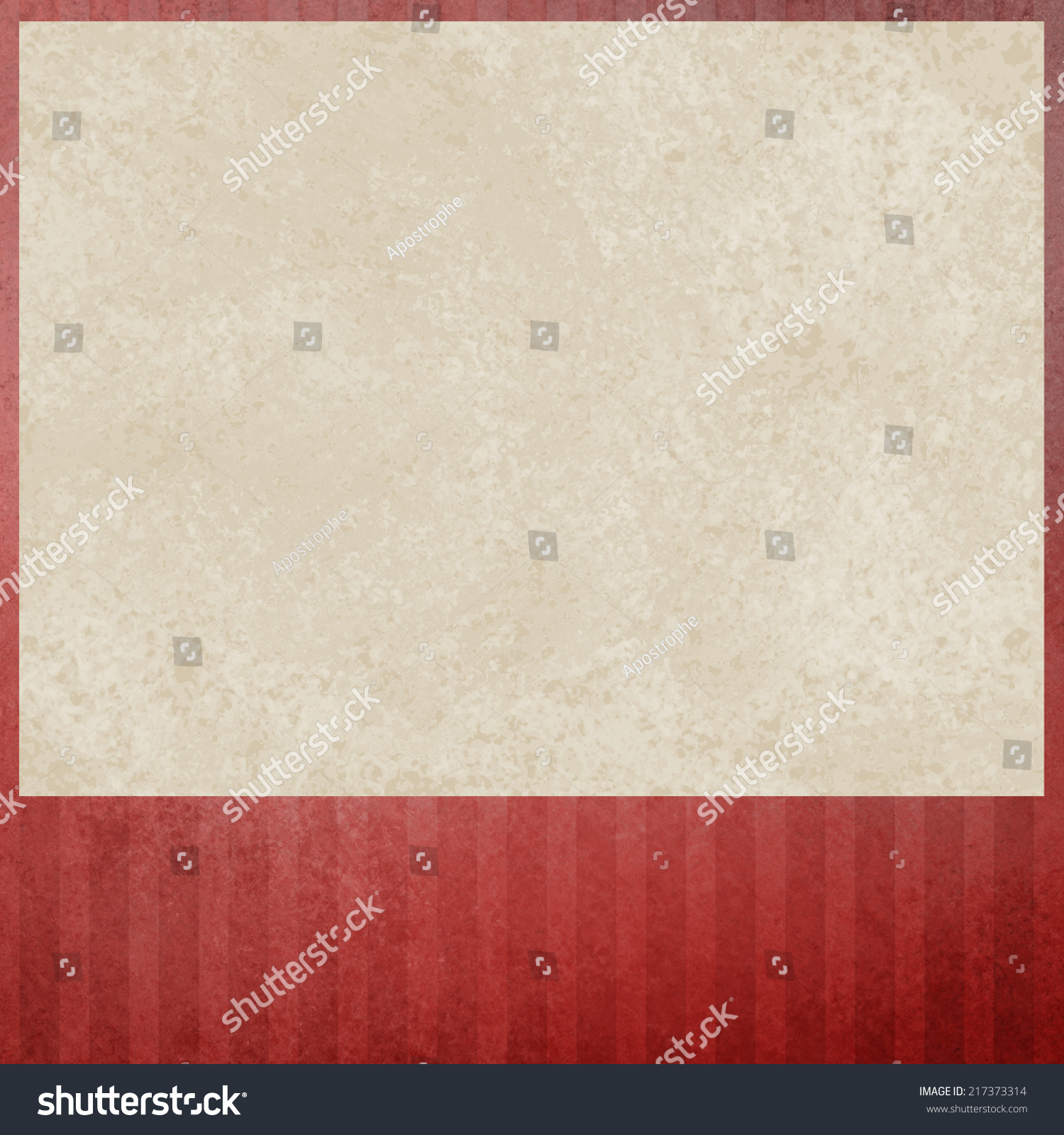 red striped christmas background white paper stock illustration