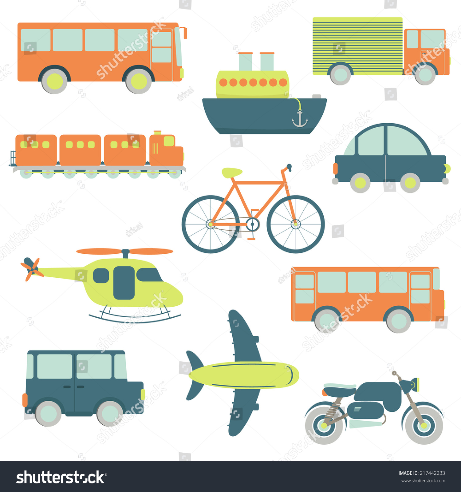 Transportation Facilities White Background Ford Cargo Van Clip Art In A Car Bus Travel