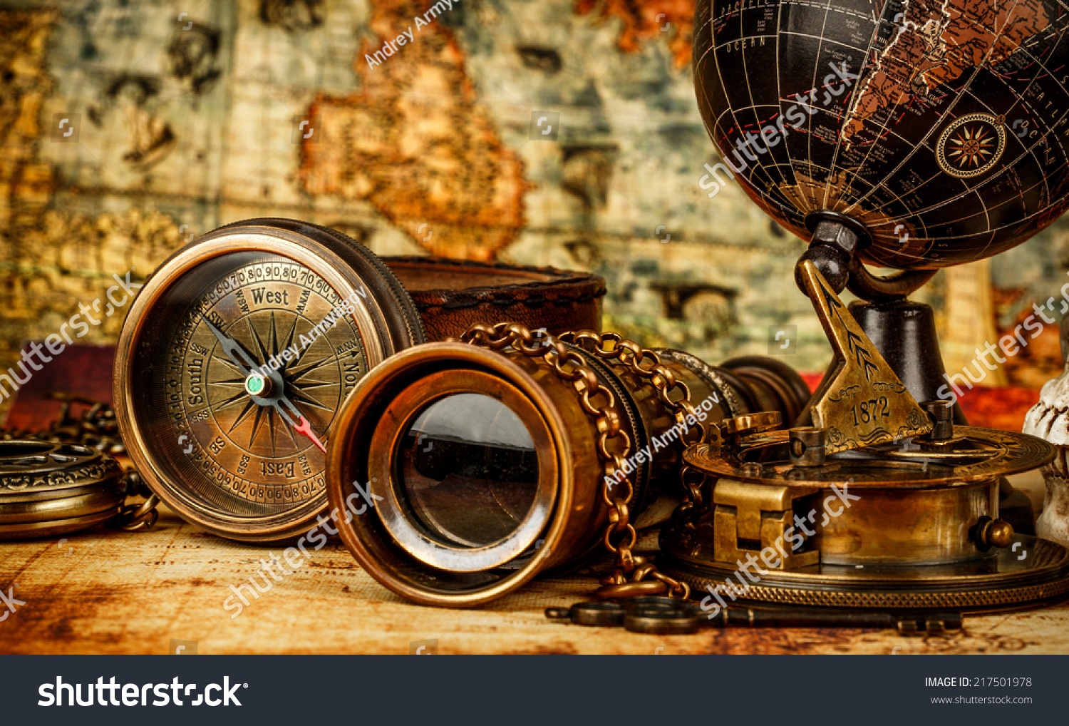 Vintage grunge still life vintage items stock photo for Imagenes retro vintage